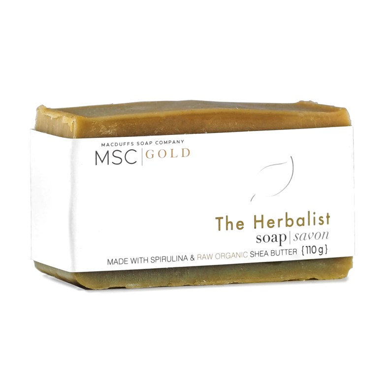 The Herbalist Soap Bar SOAP-HERBALIST