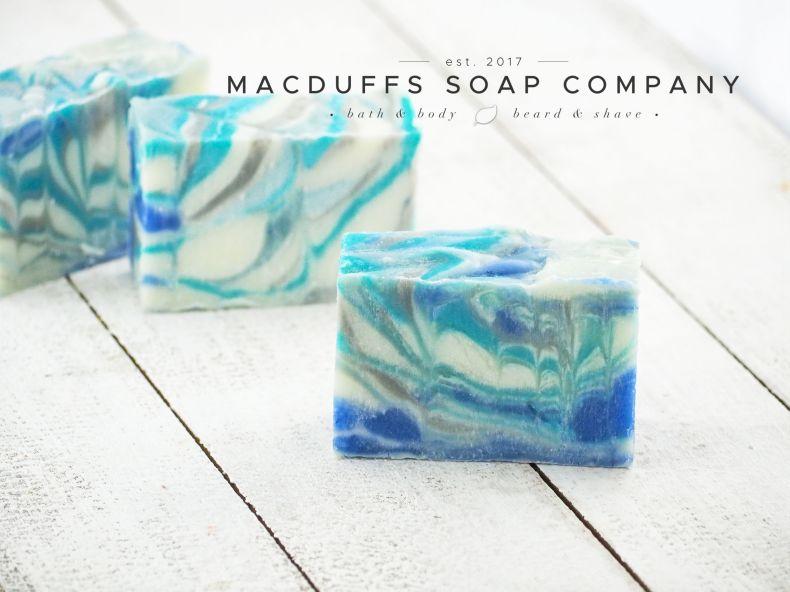 Sea to Sky Highway Bar Soap
