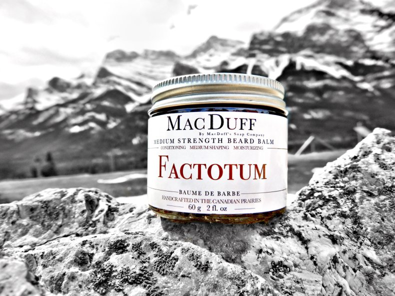 Factotum (Unscented) Beard Balm MGP0026