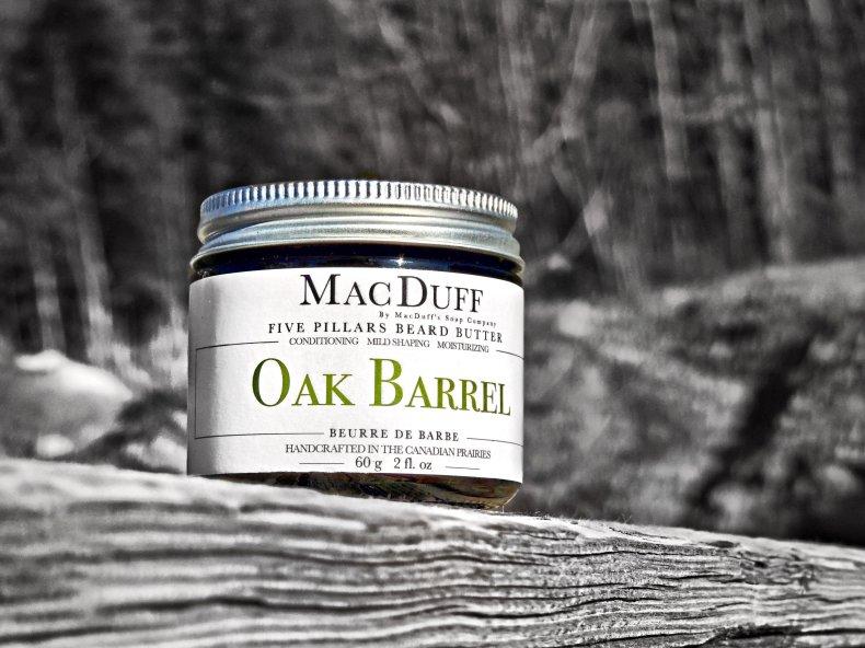 Oak Barrel Beard Butter MGP0028
