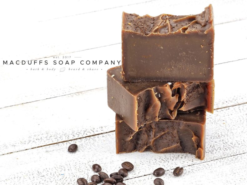 Cake & Coffee Handcrafted Bar Soap