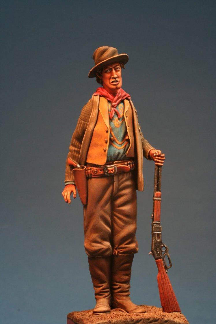 William Bonnie (Billy the Kid) P013