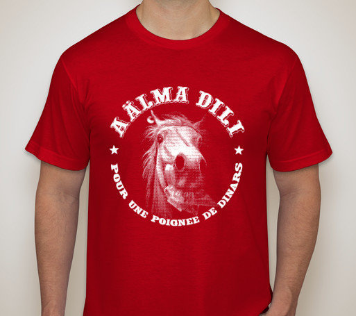 T-SHIRT HOMME AALMA DILI