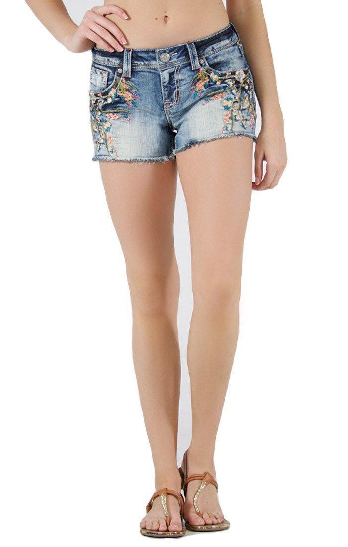 Jeana Denim Shorts