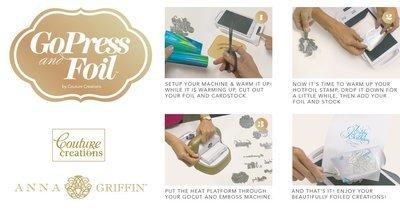 Go Press And Foil machine
