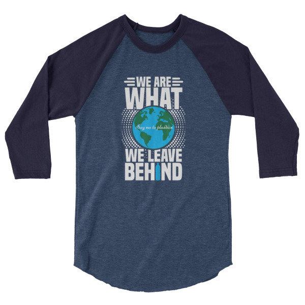 3/4 sleeve raglan shirt 00013
