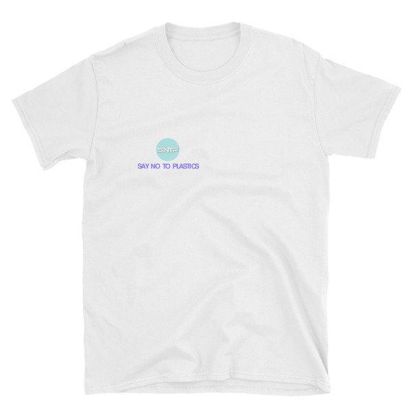 SNTP Logo Short-Sleeve Unisex T-Shirt 00023