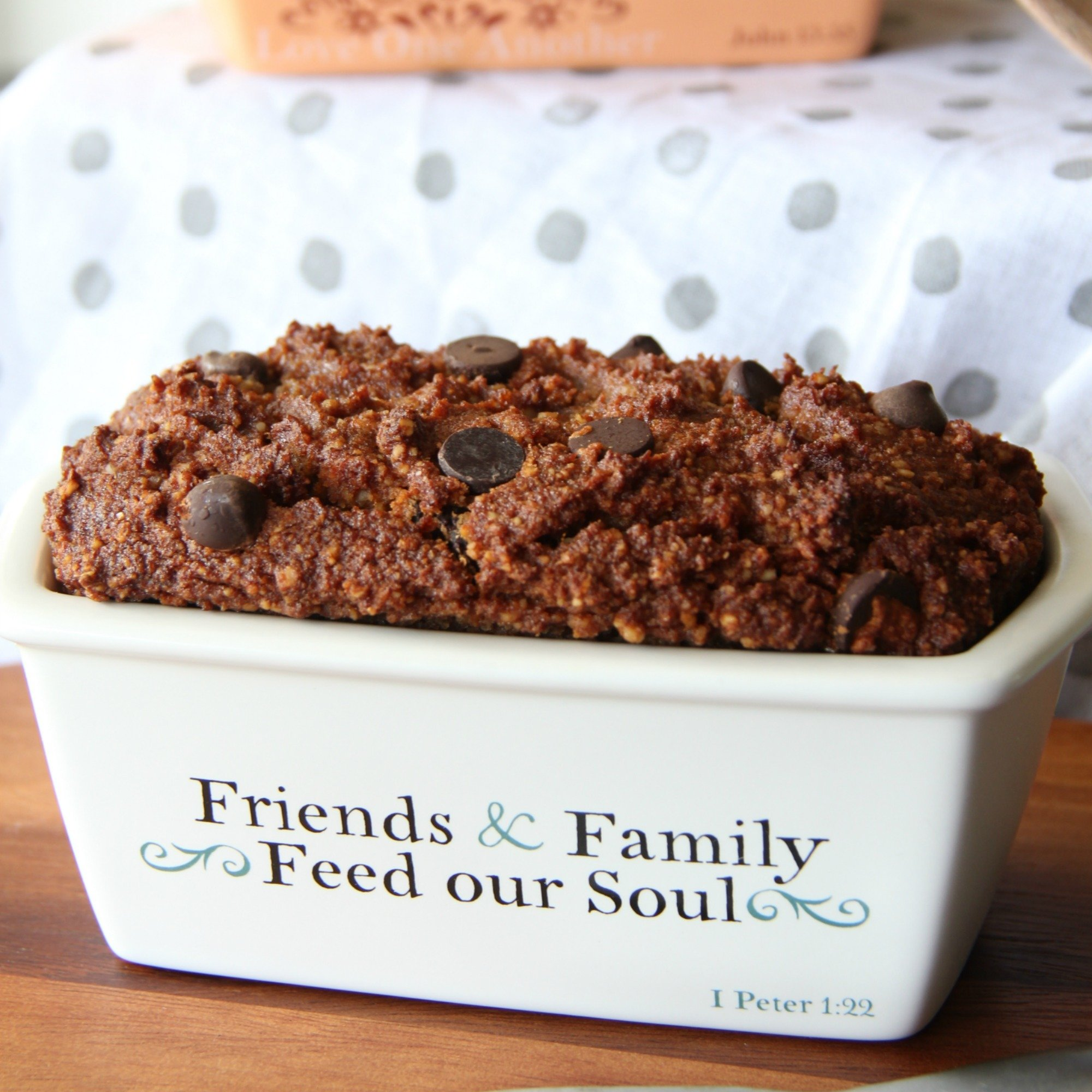 Friends & Family Petite Bread Loaf Dish 00012