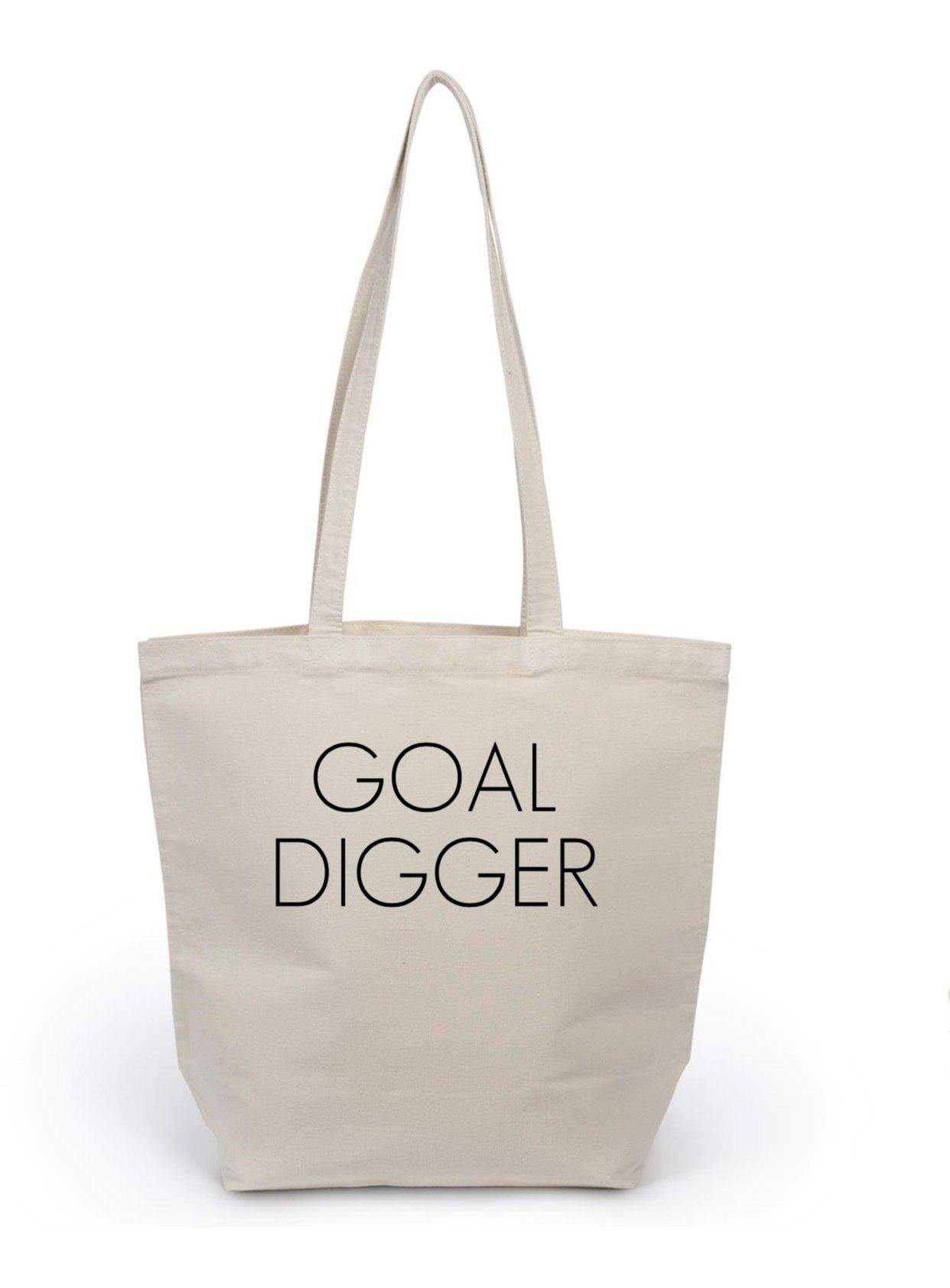 Goal Digger Tote Bag GDTN