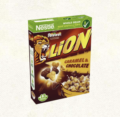 UK Lion Cereal