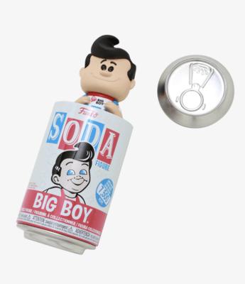 Funko SODA Bob's Big Boy Big Boy Vinyl Figure