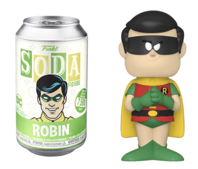 DC Comics Vinyl Soda Robin Limited Edition Figure