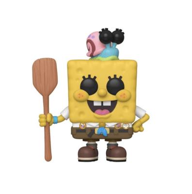 POP! Animation: The SpongeBob Movie SpongeBob SquarePants