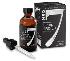 Med 7 CBD Oil (60 ml)