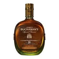 WHISKY BUCHANAS 18 750ml