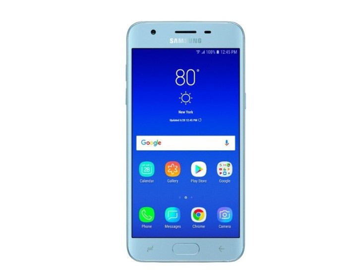 Samsung Galaxy J3 - Verizon Unlocked Not for RedPocket or PagePlus