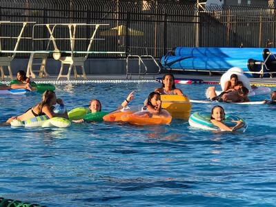Summer Swim Contribution