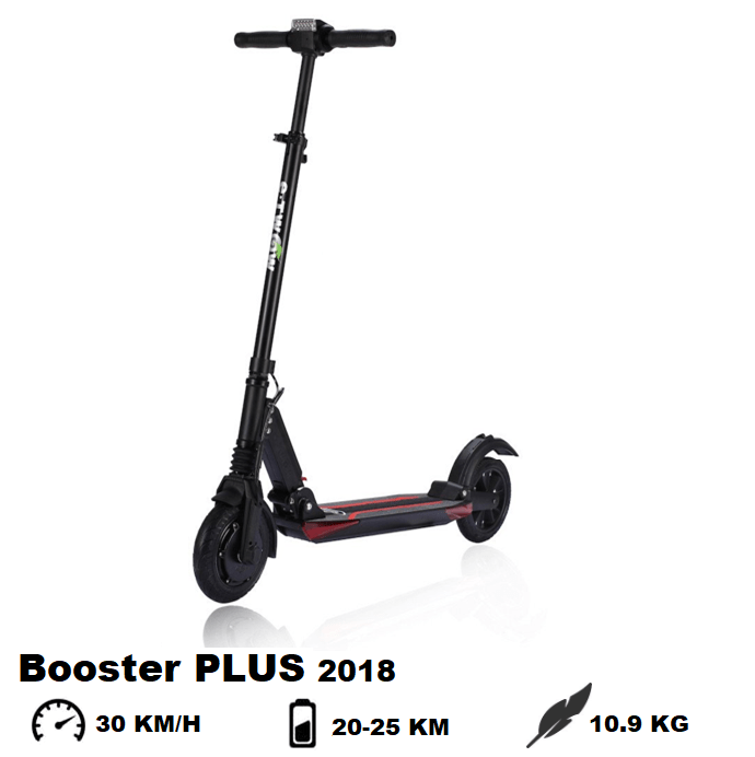 "Trottinette E-TWOW Booster PLUS ""CONFORT"" BOOST-PLUS-IP"
