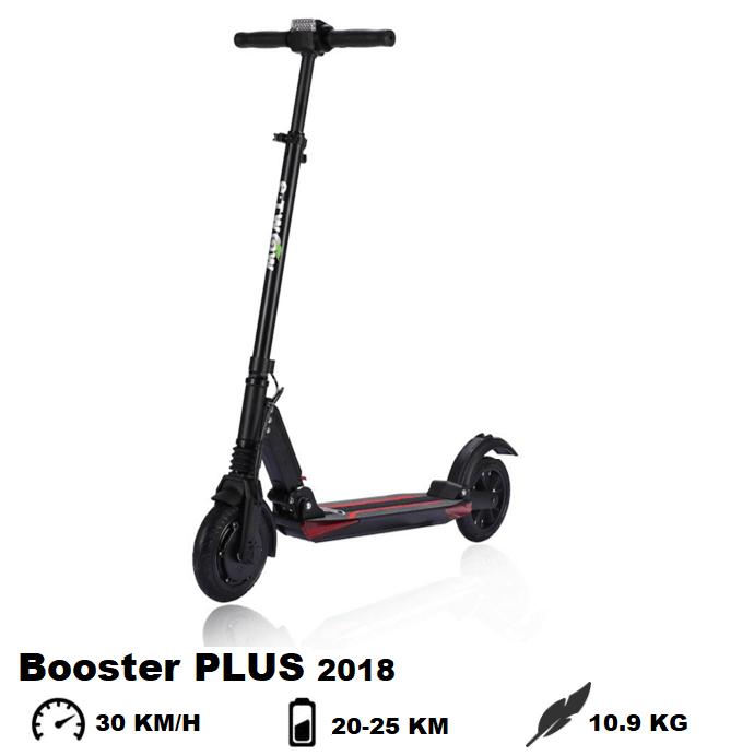 "Trottinette E-TWOW Booster PLUS ""CONFORT"" BOOST-PLUS-IP"