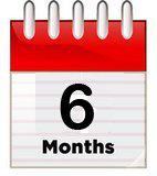 11+ Stores - 6 month membership 11+ 6