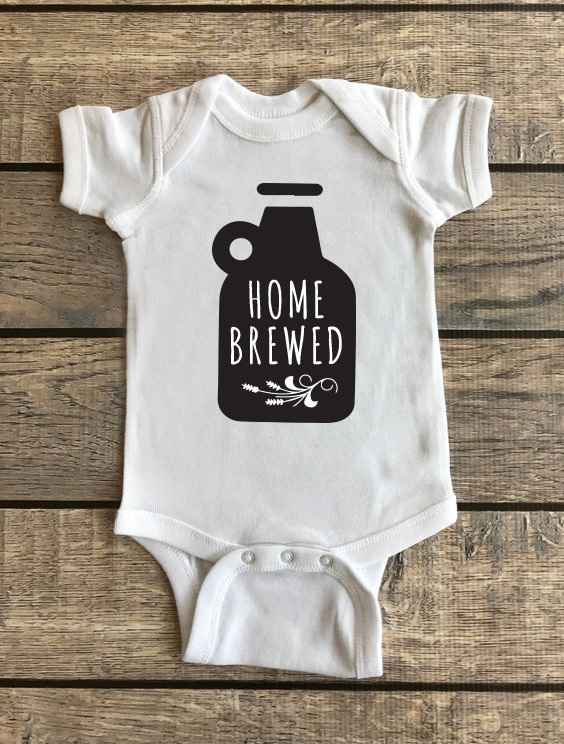 Home Brewed | Baby Onesie 00189