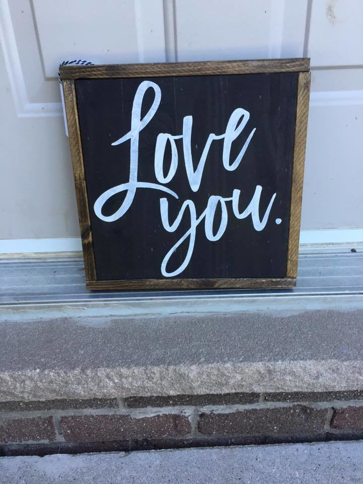 """""""Love You"""" 