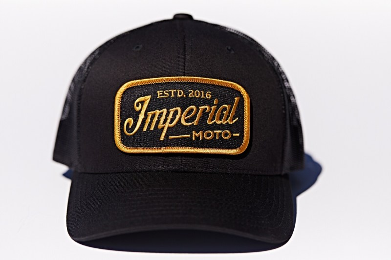 IN STOCK- Imperial Moto Trucker - Black