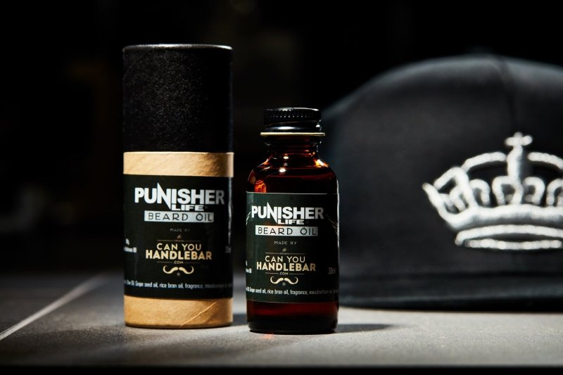 PunisherLife Beard Oil