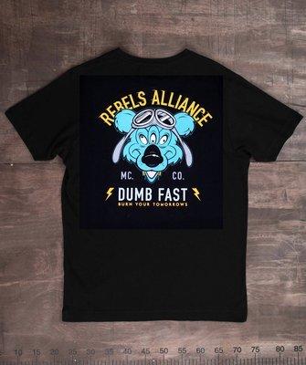 Rebels Alliance - Dumb Fast (Black)