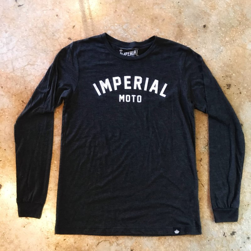Imperial Moto Varsity Long Sleeve - LARGE AND XL ONLY 00001