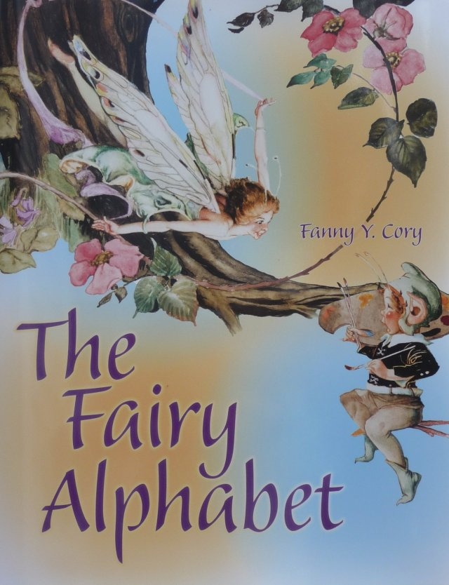 The Fairy Alphabet by F.Y. Cory 000052