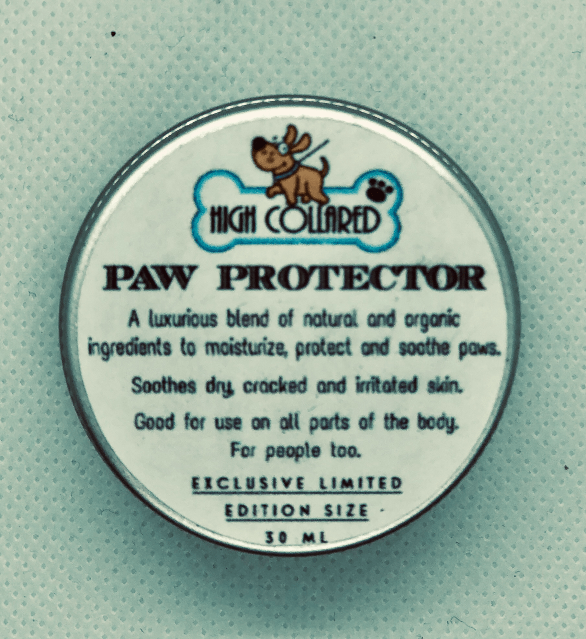 High Collared Paw Protecter 00017