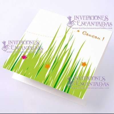 Invitación Bautizo BabySimple 012