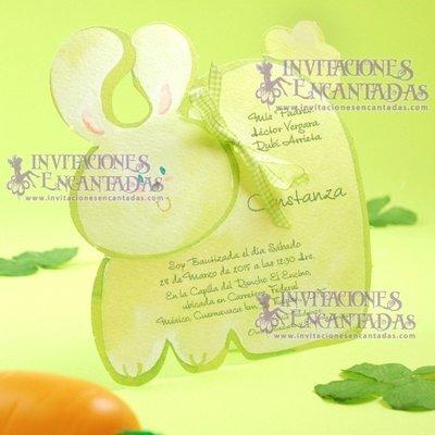 Invitación Bautizo Creative 021