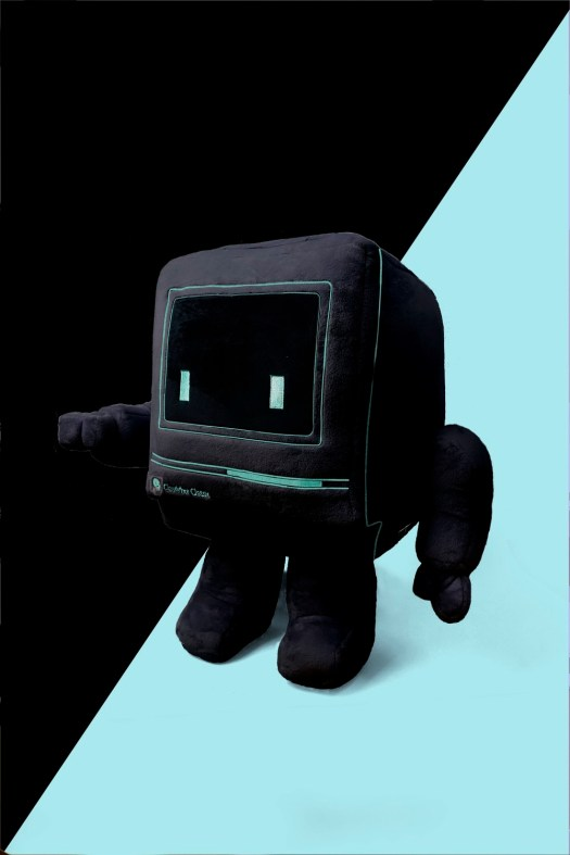 Classicbot Classic  Plush Limited Black Edition