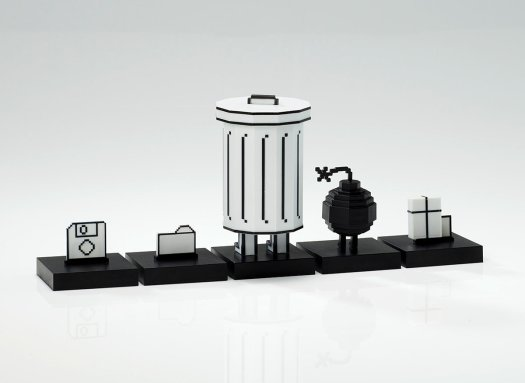 Trashbot and Friend Playset
