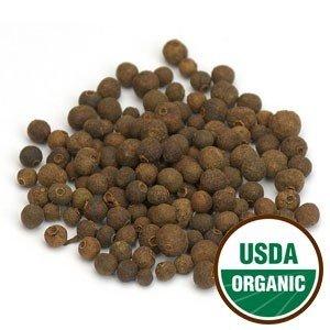 Organic Allspice Berries 4 oz LHerb002