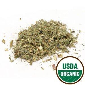 Organic Mugwort 4 oz LHerb005