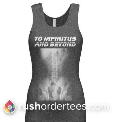 To Infinitus and Beyond Women's Tank