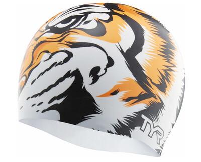 Шапочка для плавания TIGER CAP