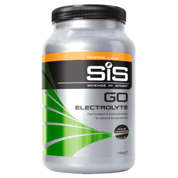 SiS Go Electrolyte Powder, Тропик, 1,6 кг.