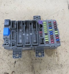 honda civic type r fn2 main interior dash fuse box complete with fuses and relays [ 1500 x 1125 Pixel ]