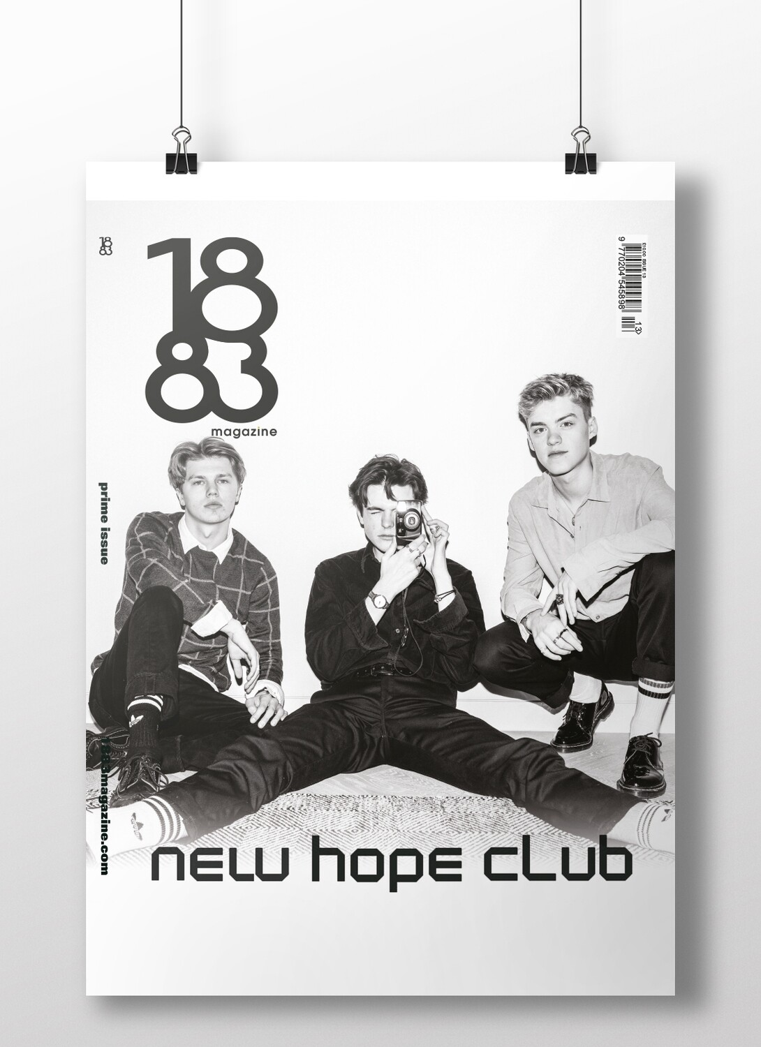 New Hope Club 2 cover Poster