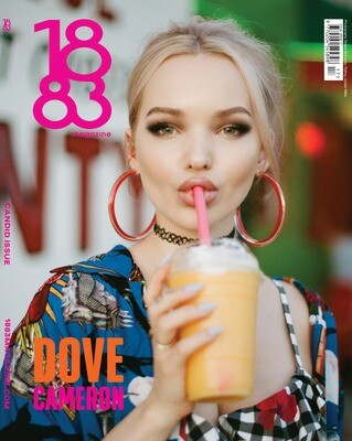 1883 Magazine Candid Issue Dove Cameron