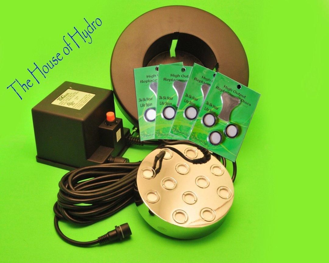 12 Disc Mist Maker Starter Kit