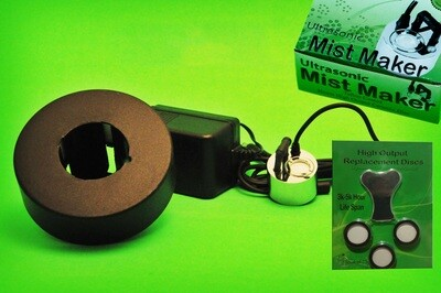 1 Disc Mist Maker Starter Kit
