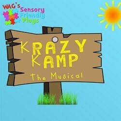 Krazy Kamp - Sensory Friendly Show - Saturday, Jun 22nd 2pm CHILD