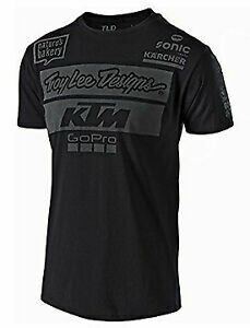 T-SHIRT KTM - TLD colore BLACK