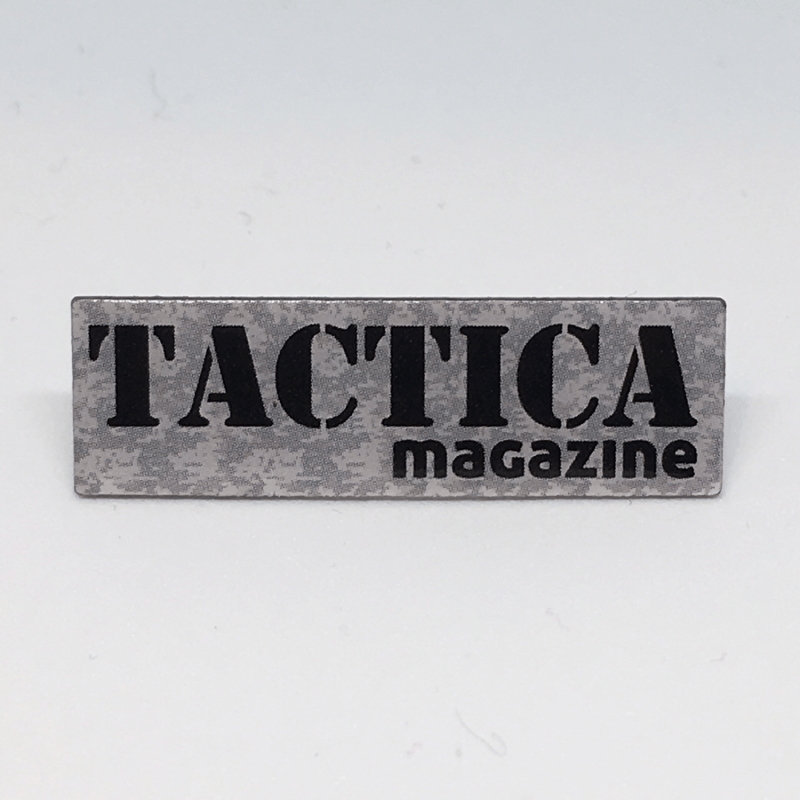 Tactica Magazin pin