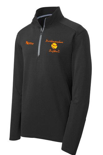 Men's Sport-Tek® Sport-Wick® Textured 1/4-Zip Pullover ST860